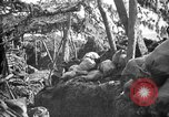Image of trench camouflage World War 1 France, 1918, second 10 stock footage video 65675043548