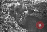 Image of trench camouflage World War 1 France, 1918, second 45 stock footage video 65675043548
