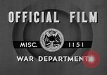 Image of Sonic Deception in war United States USA, 1945, second 8 stock footage video 65675043549