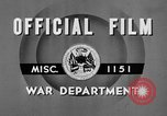 Image of Sonic Deception in war United States USA, 1945, second 10 stock footage video 65675043549