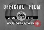 Image of Sonic Deception in war United States USA, 1945, second 11 stock footage video 65675043549