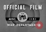 Image of Sonic Deception in war United States USA, 1945, second 13 stock footage video 65675043549