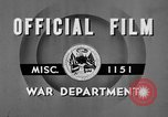 Image of Sonic Deception in war United States USA, 1945, second 14 stock footage video 65675043549