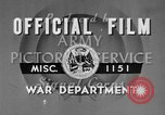 Image of Sonic Deception in war United States USA, 1945, second 16 stock footage video 65675043549