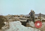 Image of 7th Infantry Division soldiers Korea, 1968, second 19 stock footage video 65675043557