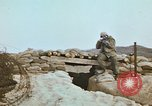 Image of 7th Infantry Division soldiers Korea, 1968, second 21 stock footage video 65675043557