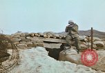 Image of 7th Infantry Division soldiers Korea, 1968, second 22 stock footage video 65675043557
