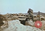Image of 7th Infantry Division soldiers Korea, 1968, second 23 stock footage video 65675043557