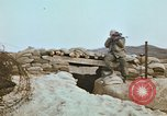 Image of 7th Infantry Division soldiers Korea, 1968, second 25 stock footage video 65675043557