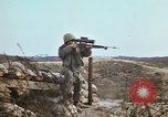 Image of 7th Infantry Division soldiers Korea, 1968, second 27 stock footage video 65675043557