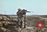 Image of 7th Infantry Division soldiers Korea, 1968, second 28 stock footage video 65675043557