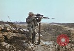 Image of 7th Infantry Division soldiers Korea, 1968, second 29 stock footage video 65675043557