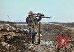 Image of 7th Infantry Division soldiers Korea, 1968, second 30 stock footage video 65675043557