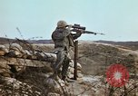 Image of 7th Infantry Division soldiers Korea, 1968, second 31 stock footage video 65675043557