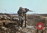 Image of 7th Infantry Division soldiers Korea, 1968, second 32 stock footage video 65675043557