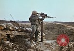 Image of 7th Infantry Division soldiers Korea, 1968, second 34 stock footage video 65675043557