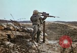 Image of 7th Infantry Division soldiers Korea, 1968, second 35 stock footage video 65675043557