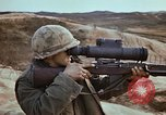 Image of 7th Infantry Division soldiers Korea, 1968, second 37 stock footage video 65675043557
