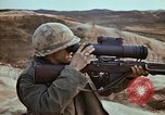 Image of 7th Infantry Division soldiers Korea, 1968, second 38 stock footage video 65675043557