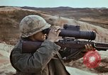 Image of 7th Infantry Division soldiers Korea, 1968, second 39 stock footage video 65675043557