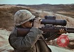 Image of 7th Infantry Division soldiers Korea, 1968, second 42 stock footage video 65675043557