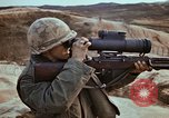 Image of 7th Infantry Division soldiers Korea, 1968, second 45 stock footage video 65675043557