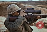 Image of 7th Infantry Division soldiers Korea, 1968, second 46 stock footage video 65675043557