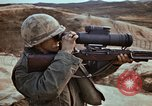 Image of 7th Infantry Division soldiers Korea, 1968, second 47 stock footage video 65675043557