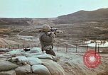 Image of 7th Infantry Division soldiers Korea, 1968, second 50 stock footage video 65675043557