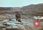 Image of 7th Infantry Division soldiers Korea, 1968, second 51 stock footage video 65675043557