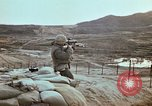 Image of 7th Infantry Division soldiers Korea, 1968, second 52 stock footage video 65675043557
