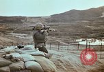 Image of 7th Infantry Division soldiers Korea, 1968, second 53 stock footage video 65675043557