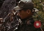Image of 7th Infantry Division soldiers Korea, 1968, second 22 stock footage video 65675043558