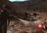Image of 7th Infantry Division soldiers Korea, 1968, second 54 stock footage video 65675043558