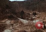 Image of 7th Infantry Division soldiers Korea, 1968, second 55 stock footage video 65675043558