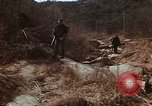 Image of 7th Infantry Division soldiers Korea, 1968, second 57 stock footage video 65675043558