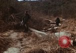 Image of 7th Infantry Division soldiers Korea, 1968, second 58 stock footage video 65675043558