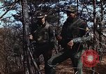 Image of 7th Infantry Division soldiers Korea, 1968, second 6 stock footage video 65675043560