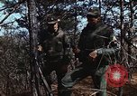 Image of 7th Infantry Division soldiers Korea, 1968, second 11 stock footage video 65675043560