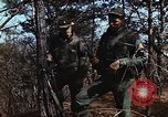 Image of 7th Infantry Division soldiers Korea, 1968, second 12 stock footage video 65675043560