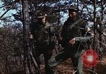 Image of 7th Infantry Division soldiers Korea, 1968, second 13 stock footage video 65675043560