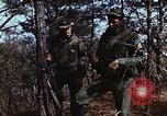 Image of 7th Infantry Division soldiers Korea, 1968, second 14 stock footage video 65675043560