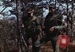 Image of 7th Infantry Division soldiers Korea, 1968, second 19 stock footage video 65675043560