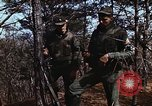 Image of 7th Infantry Division soldiers Korea, 1968, second 20 stock footage video 65675043560