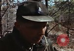 Image of 7th Infantry Division soldiers Korea, 1968, second 29 stock footage video 65675043560