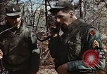 Image of 7th Infantry Division soldiers Korea, 1968, second 30 stock footage video 65675043560