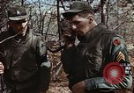 Image of 7th Infantry Division soldiers Korea, 1968, second 31 stock footage video 65675043560