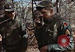 Image of 7th Infantry Division soldiers Korea, 1968, second 32 stock footage video 65675043560