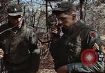 Image of 7th Infantry Division soldiers Korea, 1968, second 33 stock footage video 65675043560