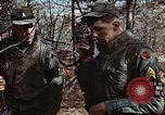 Image of 7th Infantry Division soldiers Korea, 1968, second 34 stock footage video 65675043560